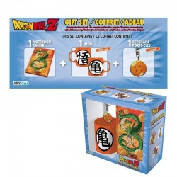 DRAGON BALL - Gift Box (Mug+Keyring+Mini Notebook)