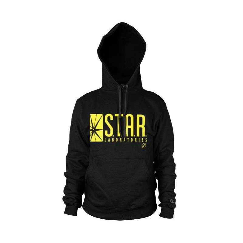 THE FLASH - S.T.A.R. Laboratories Hoodies (M) 171401  Hoodies