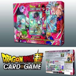 DRAGON BALL SUPER Card Games - Gift Box 2018 168633  Dragon Ball