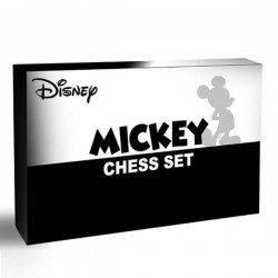 DISNEY - Mickey Chess Set Special 90 Years 168632  Schaak Borden