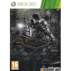 Arcania The Complete Tale - Xbox 360  134488  Xbox 360