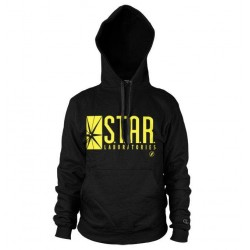 THE FLASH - S.T.A.R. Laboratories Hoodies (S)