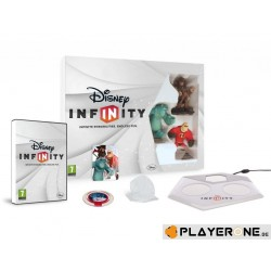 DISNEY INFINITY - Starter Pack 3DS 134466  2DS-3DS Accessoires