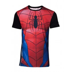 MARVEL - T-Shirt Sublimated Spiderman (XXL) 168624  T-Shirts Marvel
