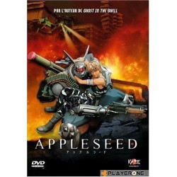 DVD - APPLESEED LENTICULAIRE 134314  Manga DVD