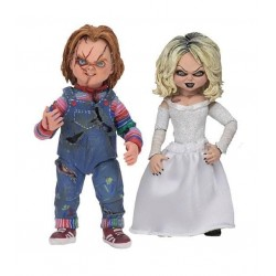 CHUCKY : Ultimate Chucky and Tiffany Action Figure 2-Pack - 18cm 168599  Chucky - Child's play