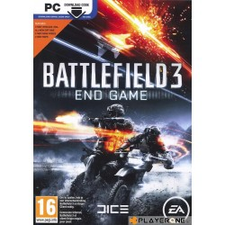 Battlefield 3 : END GAME ( DLC in the Box ) 133921  PC Games