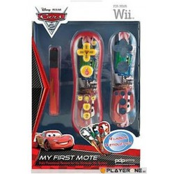 My First Wii Mote + 4 Wii Remote - CARS 133806  Nintendo Wii