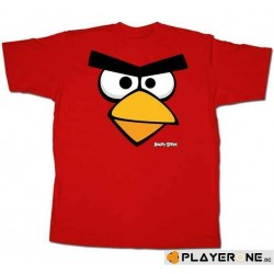 ANGRY BIRDS - T-Shirt Angry Birds Red (XL) 133508  T-Shirts