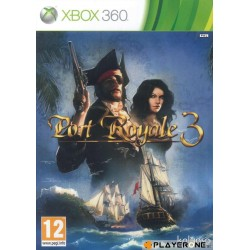 Port Royale 3 - Xbox 360  133398  Xbox 360