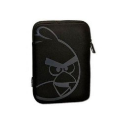 ANGRY BIRDS - Soft Ipad Case - Black