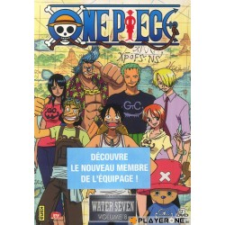 One Piece Water7 Vol 8 - (3DVD) 132855  Manga Films