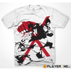 STREET FIGHTER X TEKKEN - True Clash (XL) 132613  T-Shirts Streetfighter