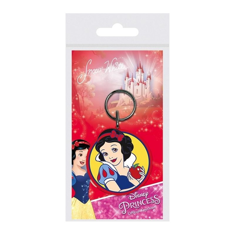 DISNEY PRINCESS - Rubber Keyring - Snow White 168546  Sleutelhangers