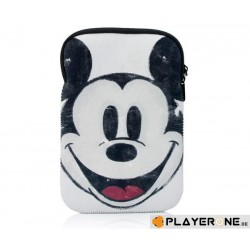 "PDP - MOBILE - Universal Neoprene 7"" Disney Mickey Big Face 132463  Telefoon Accessoires"