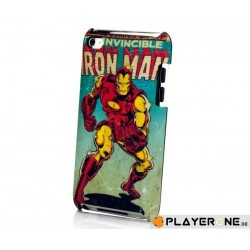 PDP - MOBILE - Marvel Iron Man Bling Clip Case IPod Touch 4 132449  Telefoon Accessoires