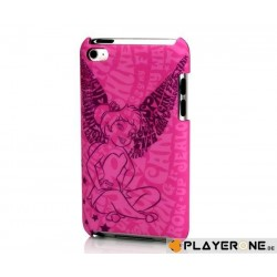 PDP - MOBILE - Disney Retro Tinkerbell Clip Case IPod Touch 4 132445  Telefoon Accessoires