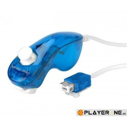 PDP - ROCK CANDY - Control Stick Wii - Blue 132426  Nintendo Accessoires