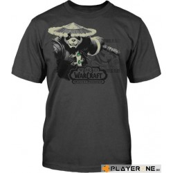 WORLD OF WARCRAFT - T-Shirt Mists of Pandaria Banner (S)