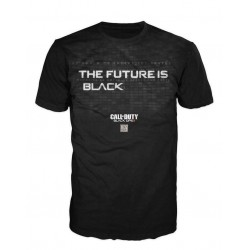 CALL OF DUTY Black Ops 2 - T-Shirt Black - Black Trailer (L) 132011  T-Shirts Call Of Duty