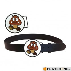 NINTENDO - Goomba Buckle With Belt (L) 131901  Riemen