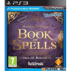 Wonderbook Book of Spels