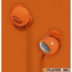 URBANEARS Medis Headphone - Orange 131707  Muziek Headsets - Oortjes