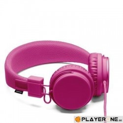 URBANEARS Plattan Plus Headphone - Cerise 131703  Muziek Headsets - Oortjes