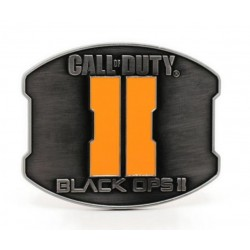 CALL OF DUTY Black Ops 2 - LOGO Buckle 131443  Riemen