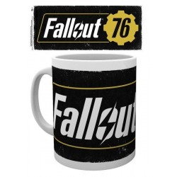 FALLOUT 76 - Mug - 315 ml - Logo 168526  Drinkbekers - Mugs