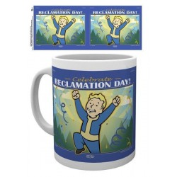 FALLOUT 76 - Mug - 315 ml - Reclamation Day 168525  Drinkbekers - Mugs