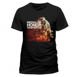 MEDAL OF HONOR WARFIGHTER - T-Shirt Black - Character (S) 131400  T Shirts alles