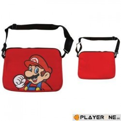 NINTENDO - Laptop Bag Mario Red - 15 Inch 131363  Laptop Tassen