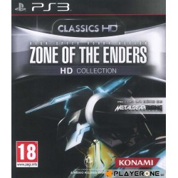Zone of the Enders HD Collection + Demo Metal Gear R.Revengeance 130919  Playstation 3
