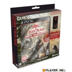 Dead Island Game of the Year Edition BUNDLE With Bluetooth Headset 130655  Playstation 3