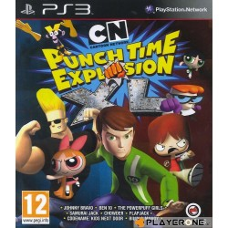 Cartoon Network Punchtime Explosion XL 130288  Playstation 3