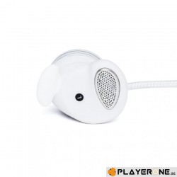 URBANEARS Medis Headphone - True White 130265  Muziek Headsets - Oortjes