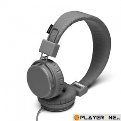 URBANEARS Plattan Plus Headphone - Dark Grey 130239  Muziek Headsets - Oortjes