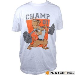 SCOOBY DOO - T-Shirt Homme Champion (L) 130214  T-shirts Scooby Doo