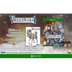 Valkyria Chronicles 4 Day One Edition ( voice JPN & UK) 168450  Xbox One