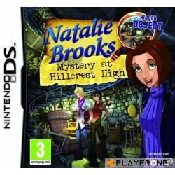 Nathalie Brooks : Mystery at Hillcrest High 129472  Nintendo DS