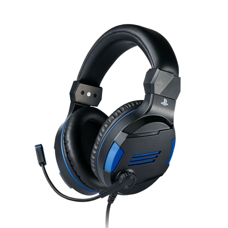 Official Playstation Gaming Headset V3 for PS4 - Bigben 168432  PS4 Headsets