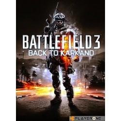 Battlefield 3 : Back to Karkand ( DLC in the Box ) 129058  PC Games