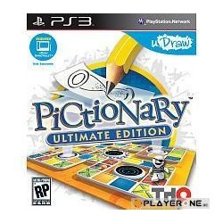 Pictionary Ultimate Edition (uDraw) 128273  Playstation 3