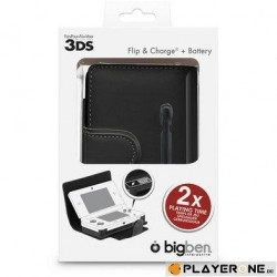 Flip and Plaw with Integrated Battery (Big Ben) 128073  2DS-3DS Accessoires