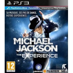 Michael Jackson : The Experience (MOVE) 127963  Playstation 3