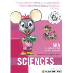 MIA Sciences PC / MAC (6-10 ans) 127887  PC Games