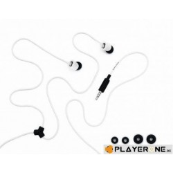 COLOUD - Earphone Inear Betty Boob Black White 127835  Computer Accessoires