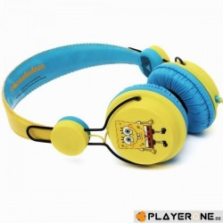 COLOUD - Headphone SpongeBob Square 127831  PC headsets