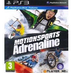 Motionsports Adrenaline MOVE 127793  Playstation 3